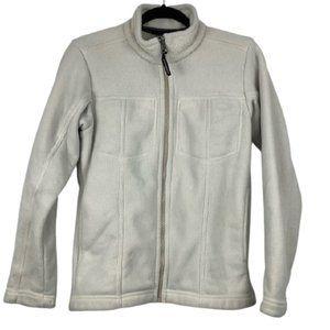 Patagonia Synchilla Fleece Full Zip Jacket Oatmeal